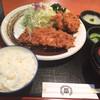 とんかつ都 - 料理写真:とんかつ定食