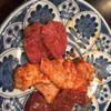 南大門 - 料理写真:ホルモン盛り合わせ