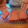 欅 - 料理写真:左から、尾崎牛サーロイン・神戸ビーフサーロイン、尾崎牛フィレ