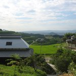 田舎茶屋 千恵 - 耳成山を望む