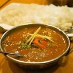 インディアンレストラン アールティ - マトンカレー(1,020円)
