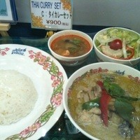 タイ国料理 ゲウチャイ - タイカレーセット