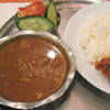 Indoryourimutto - 料理写真:レギュラーカレーセット