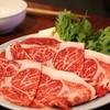 今半 別館 - 料理写真:上肉のすきやきランチ 2500円のお肉