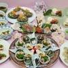 さんかい亭 - 料理写真:春の楽宴コース