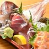 魚鮮本店 - 料理写真:【魚鮮】お刺身盛り合わせ
