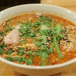 瀬佐味亭 - 担担麺、辛さ3倍