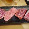 治郎丸 - 料理写真:カイノミ・ザブトン・サーロイン・バラ板~☆