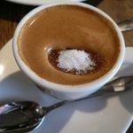 CAFE RIGOLETTO - 砂糖が沈まない