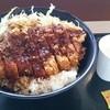 とんかつ三丁目 - 料理写真:ソースかつ丼(大盛)691円