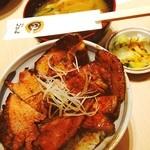 十勝豚丼 いっぴん - やっぱり美味しい♡