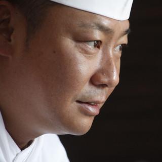 料理長・柳谷雅樹