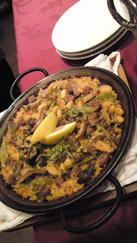 スペイン料理レストラン エル・ヴィエント