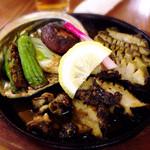 おけしょう鮮魚の海中苑 - 料理写真: