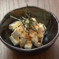 肉寿司 - クリームチーズたまり醤油和え