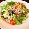 イル・ヴィゴーレ - 料理写真:ランチコース(グリーンサラダ)