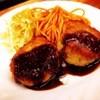 白川亭 - 料理写真:ひき肉のコロッケ