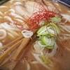 八助 - 料理写真:辛濃厚魚節 1倍 太麺