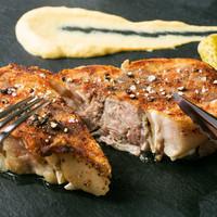 シェフ厳選の和豚もちぶた料理