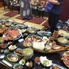 網元の宿 清進丸 - 料理写真:タカアシガニ舟盛りプラン