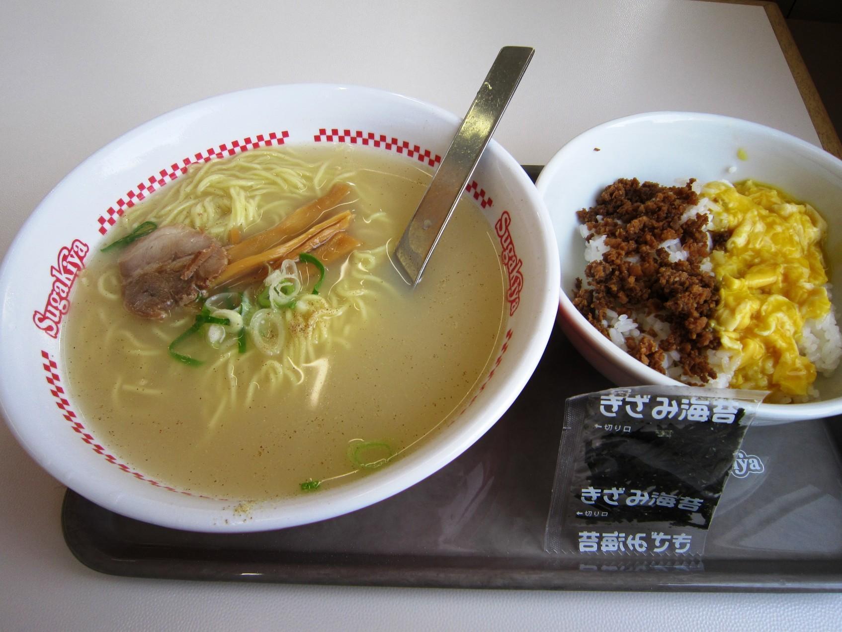 スガキヤ 西友ストアー千代田店