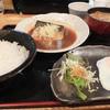 岸タロー - 料理写真:サバのみそ煮定食