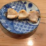 串屋横丁 - 鶏肩肉塩焼き