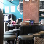 アロハテーブル ハワイアンダイナー ウィズ ムゥムゥコーヒー - 店内