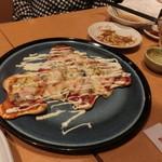 北の家族 - 北海道海鮮ピザ799円