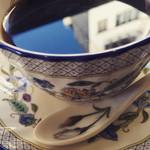 浅草茶房 - Hot coffee after lunch