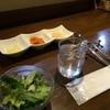 Sion - 料理写真:サラダが出てきます
