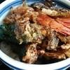 大村うどんそば店 - 料理写真:天丼