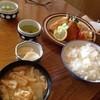 たらふく食堂 - 料理写真:アジフライ定食