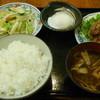 さかゐ食堂 - 料理写真:昼定食