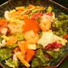 くいものや 一誠 - 料理写真:一誠サラダ