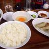 らーめんミート - 料理写真:ラーメン定食  800円