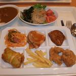 パークレストラン - ランチバイキング