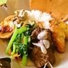 カフェ アヤム - 料理写真:ナシチャンプール(日によっておかずが異なります)