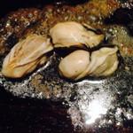 楽楽 - 牡蠣バター