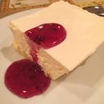ラーラ - レアチーズケーキ