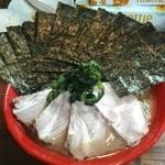 35913000 - チャーシュー麺¥800+のり増し¥100