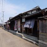 いっぺき - 店入口