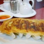 上海 - 野菜餃子