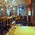 MARFA CAFE - 内観