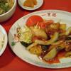 泉一貫楼 - 料理写真:お昼の定食