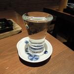 しもたや - 冷酒(久保田/千寿、一ノ蔵 & 雪の茅舎)