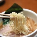 R&B  - 麺リフト;夜鳴き醤油ら~麺