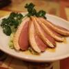 芳香園 - 料理写真:アヒルの燻製冷菜