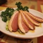 芳香園 - アヒルの燻製冷菜
