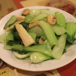 芳香園 - 季節の中国野菜炒め